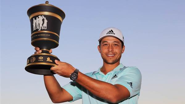 Schauffele wins WGC-HSBC Champions after playoff