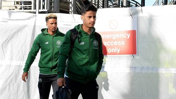 Arzani back in Glasgow