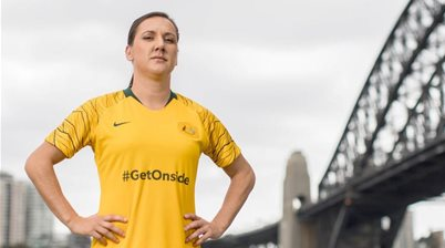 'People didn't give a sh** about women's sport': How Lisa De Vanna became the most important figure in Australian football