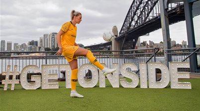 New Matildas pay deal boost for World Cup bid