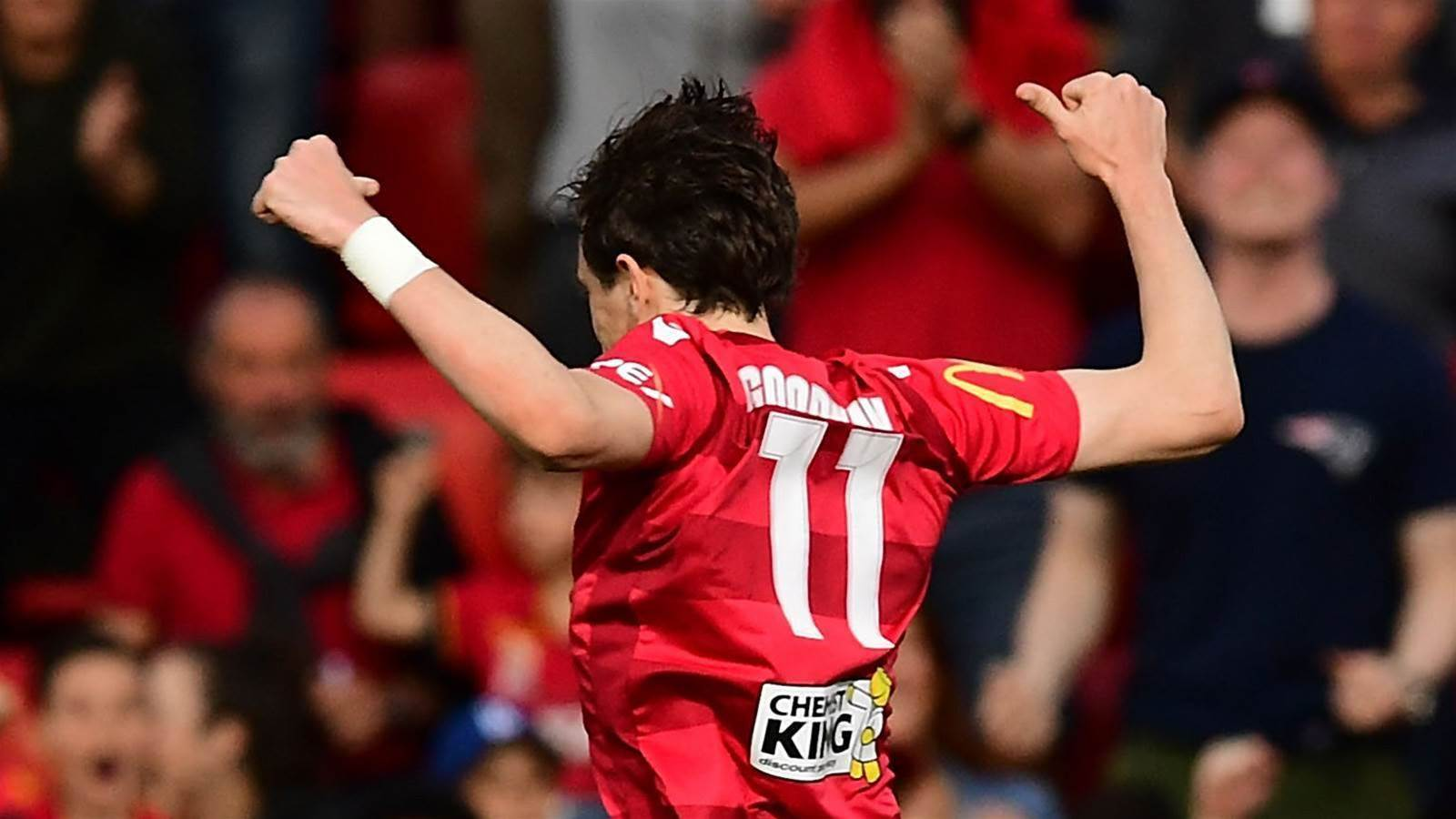 FFA Cup hero Goodwin: 'It went better than I expected...'