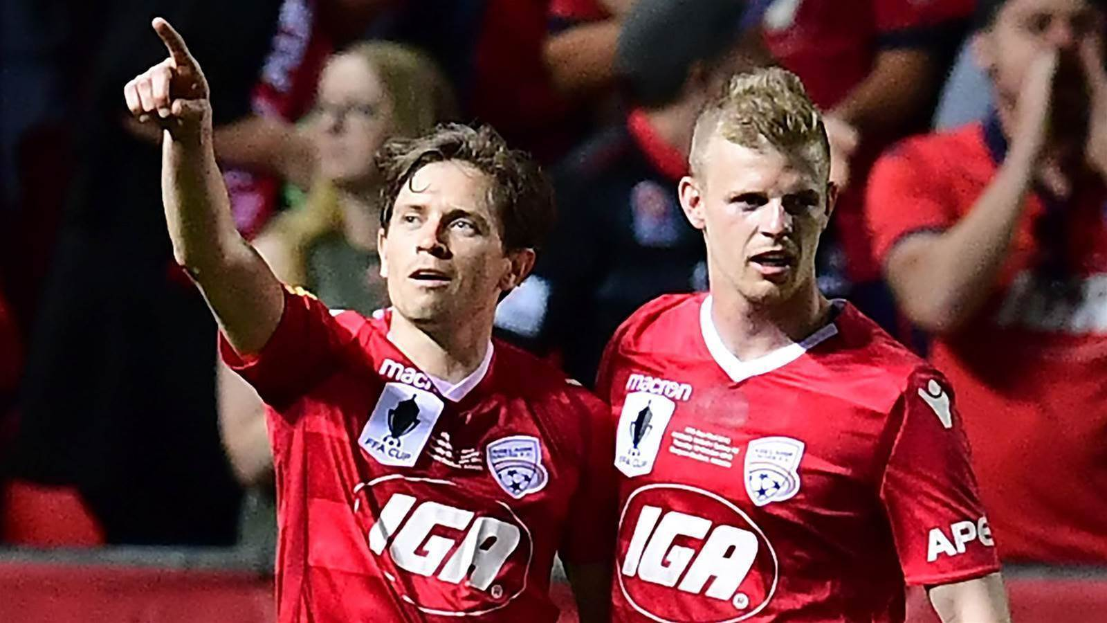 What a good Good-Win as Reds claim FFA Cup