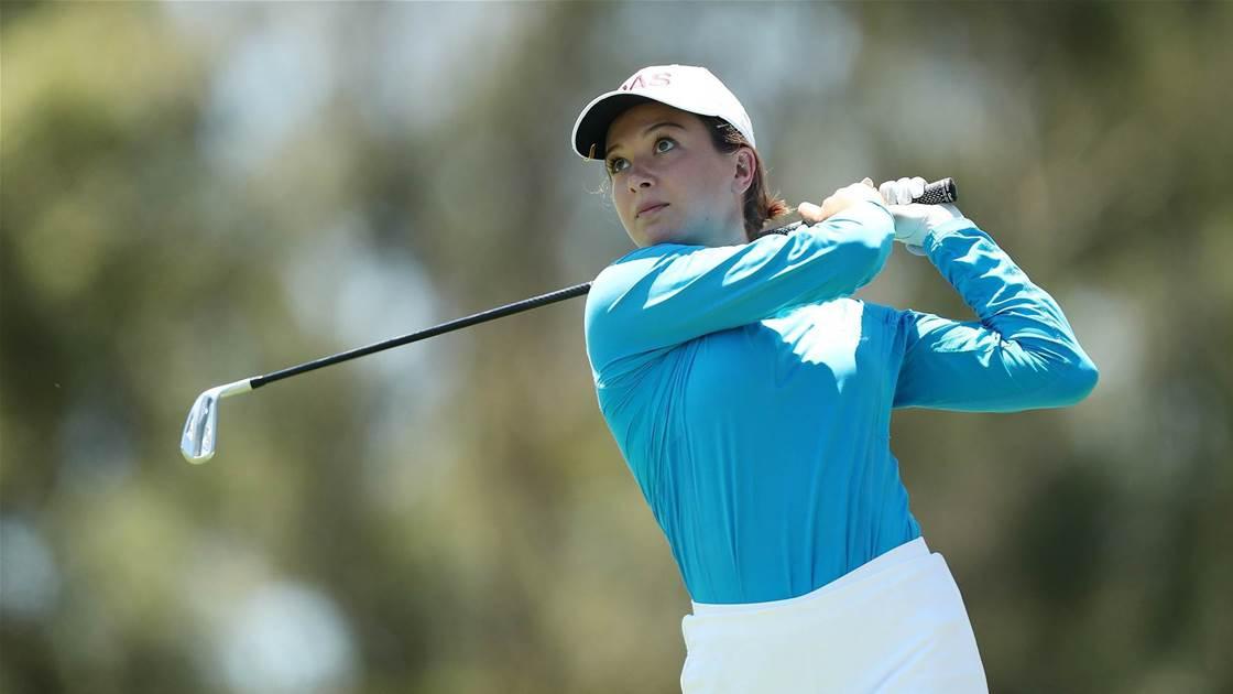 Kay to make pro debut at Women's Indian Open