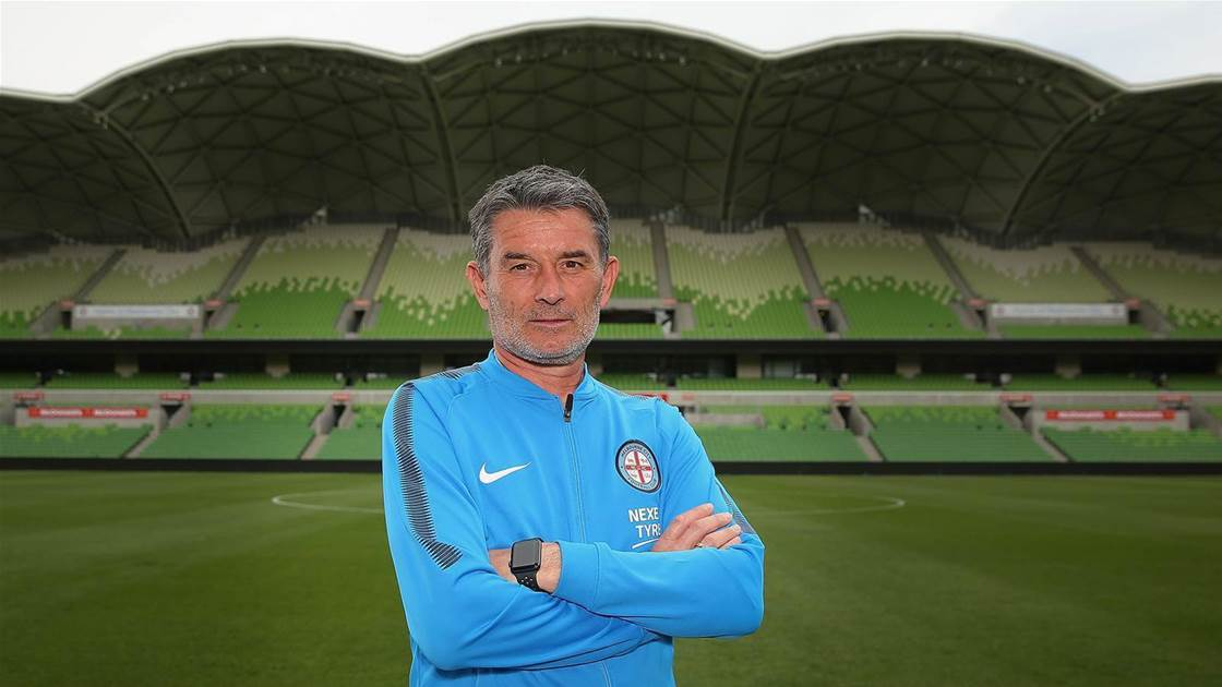'They're all world-class players' - Rado Vidošić on how Melbourne City can return to the promised land