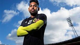 Could Fiji's A-League hero Krishna succeed in Europe?