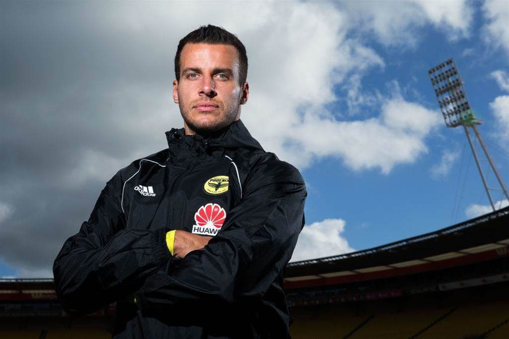 'The A-League's about who wants it more. Simple as that'