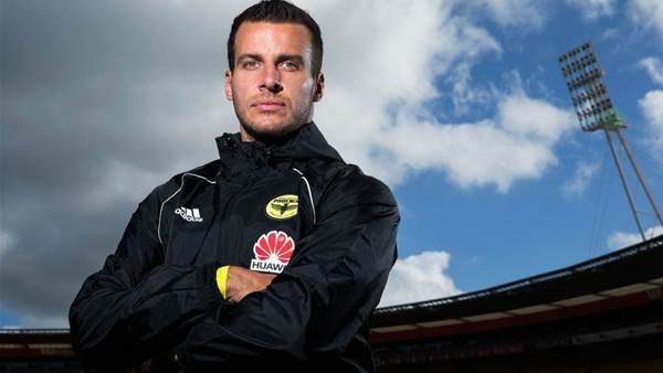 Taylor: 'The A-League's about who wants it more. Simple as that'