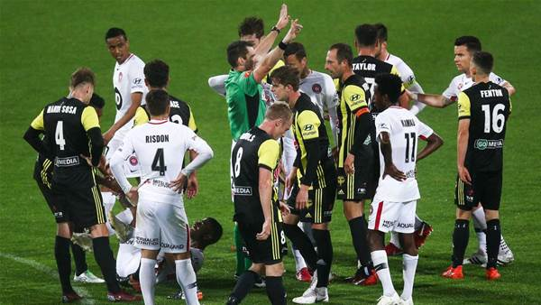 Wellington Phoenix v Western Sydney Wanderers player ratings