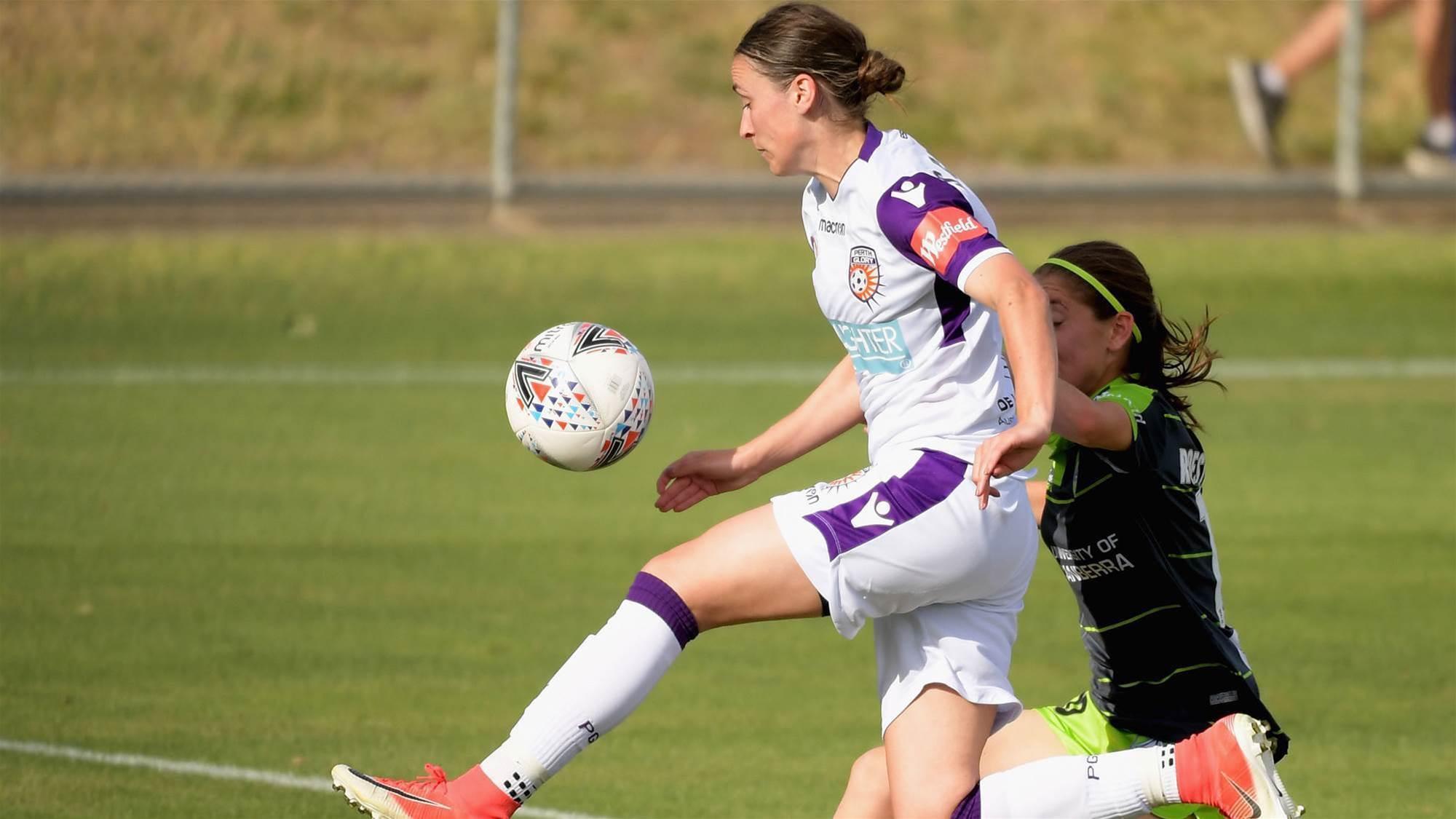 Sarah Carroll aiming for third time lucky
