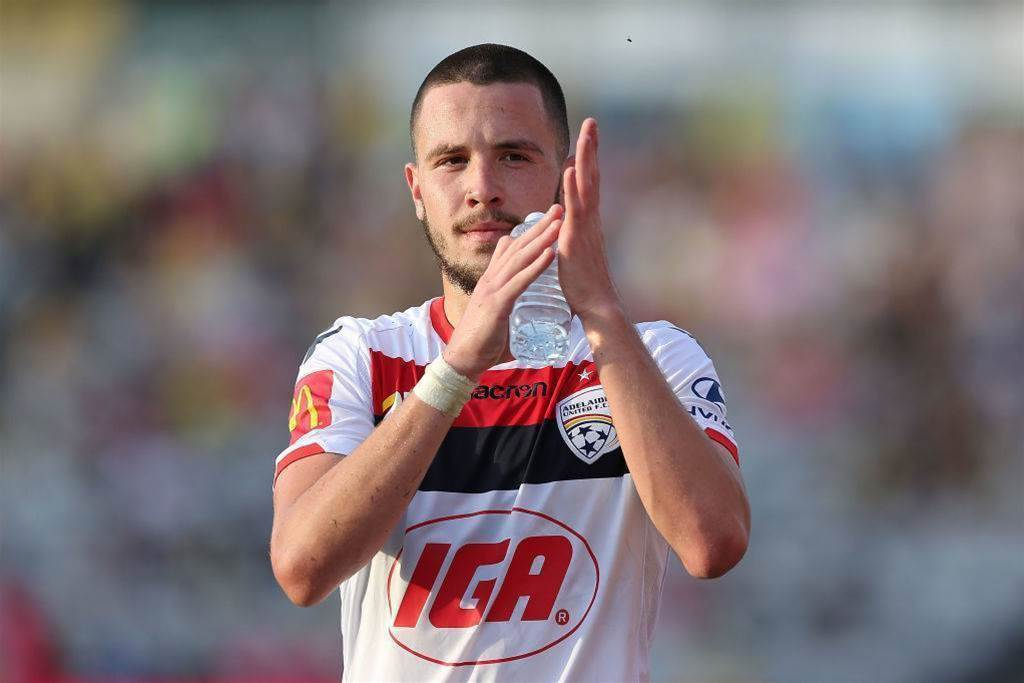 Adelaide United duo rewarded with senior deals