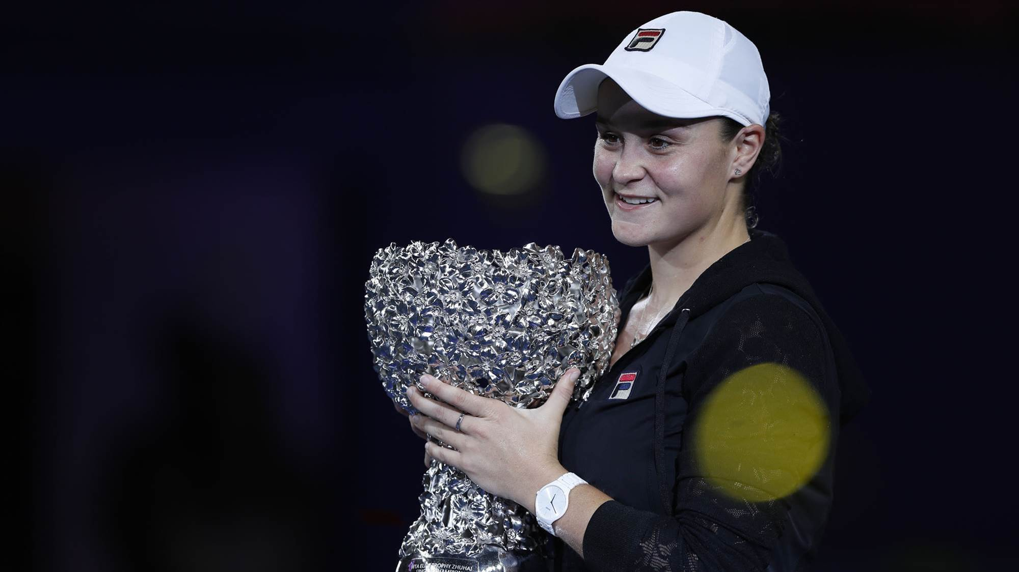 Barty takes biggest career title