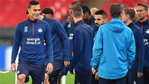 Sainsbury back in PSV favour, Behich waiting
