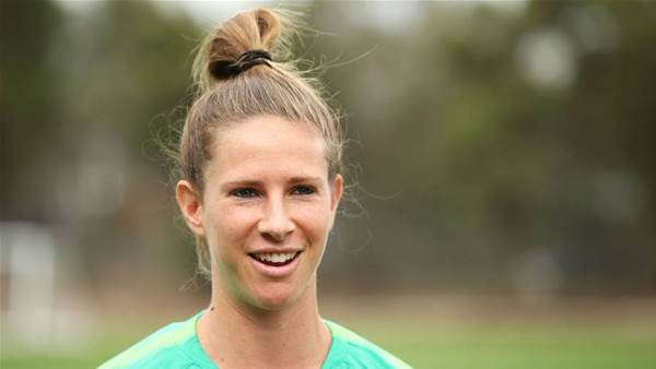 Our favourite Matildas moments: Elise Kellond Knight