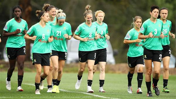 Preview: Matildas v Chile (Panthers Stadium)