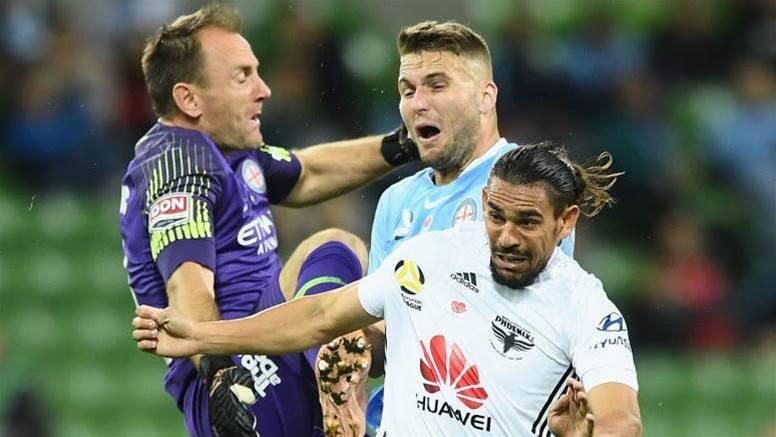 Melbourne City v Wellington Phoenix player ratings