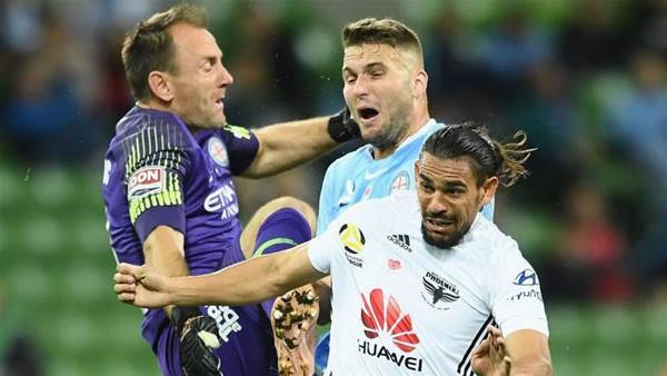Melbourne City v Wellington Phoenix player ratings