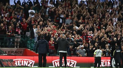 WSW boss: Fans should shout at us