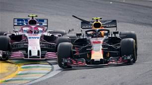 Hamilton claims Brazil win as Verstappen collides with backmarker