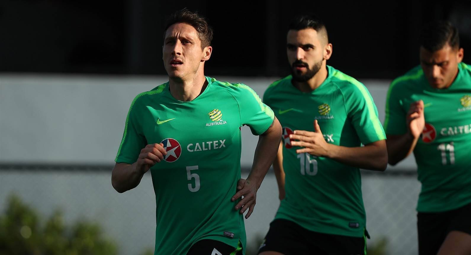 Milligan appointed permanent Socceroos captain