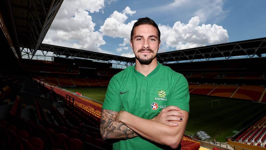 Stress-free Maclaren not feeling weight of expectations