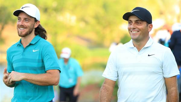 Molinari retains control in Race to Dubai