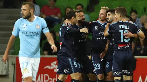 Melbourne City v Sydney FC player ratings