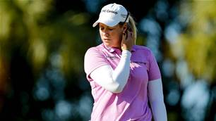 Coronavirus worries LPGA major champions