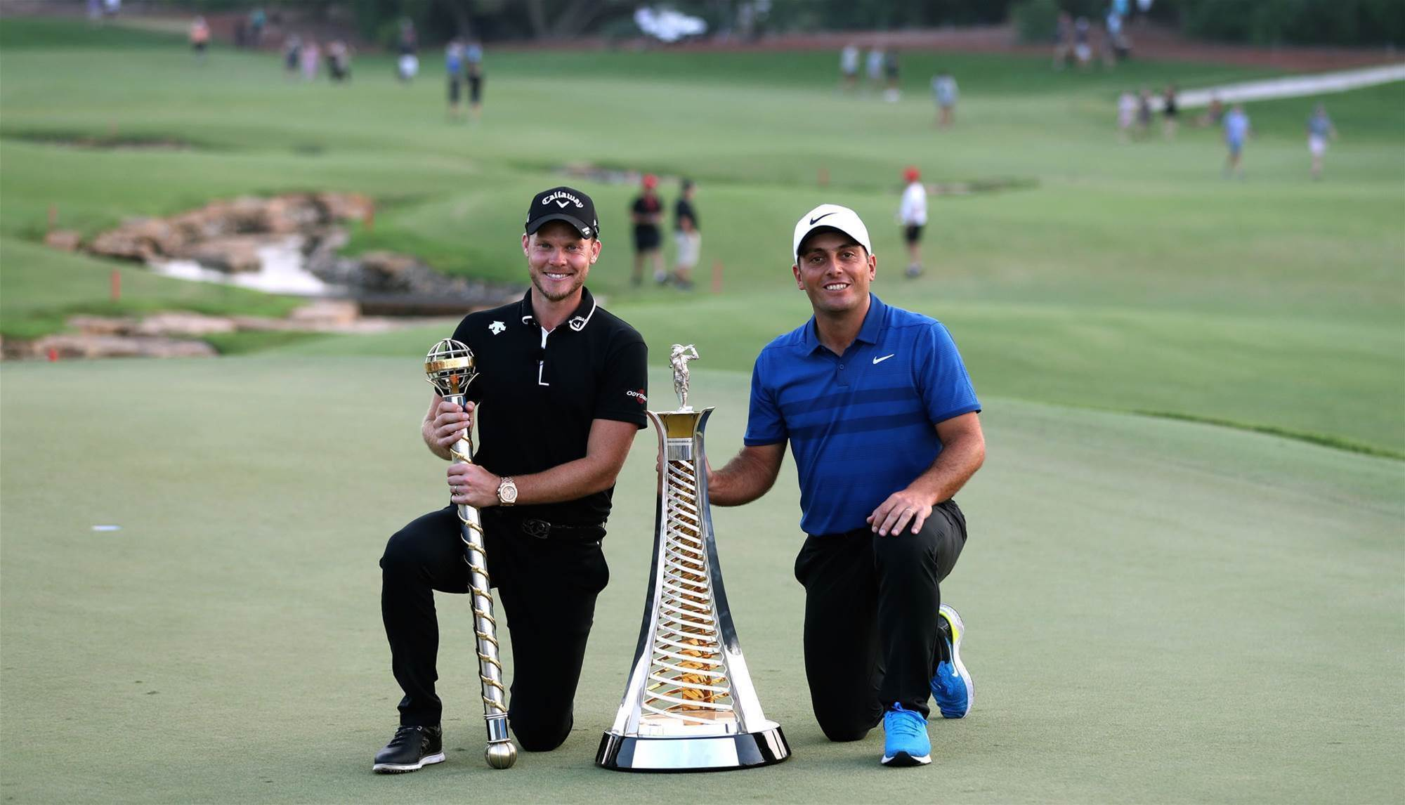 Molinari crowned Race to Dubai champ