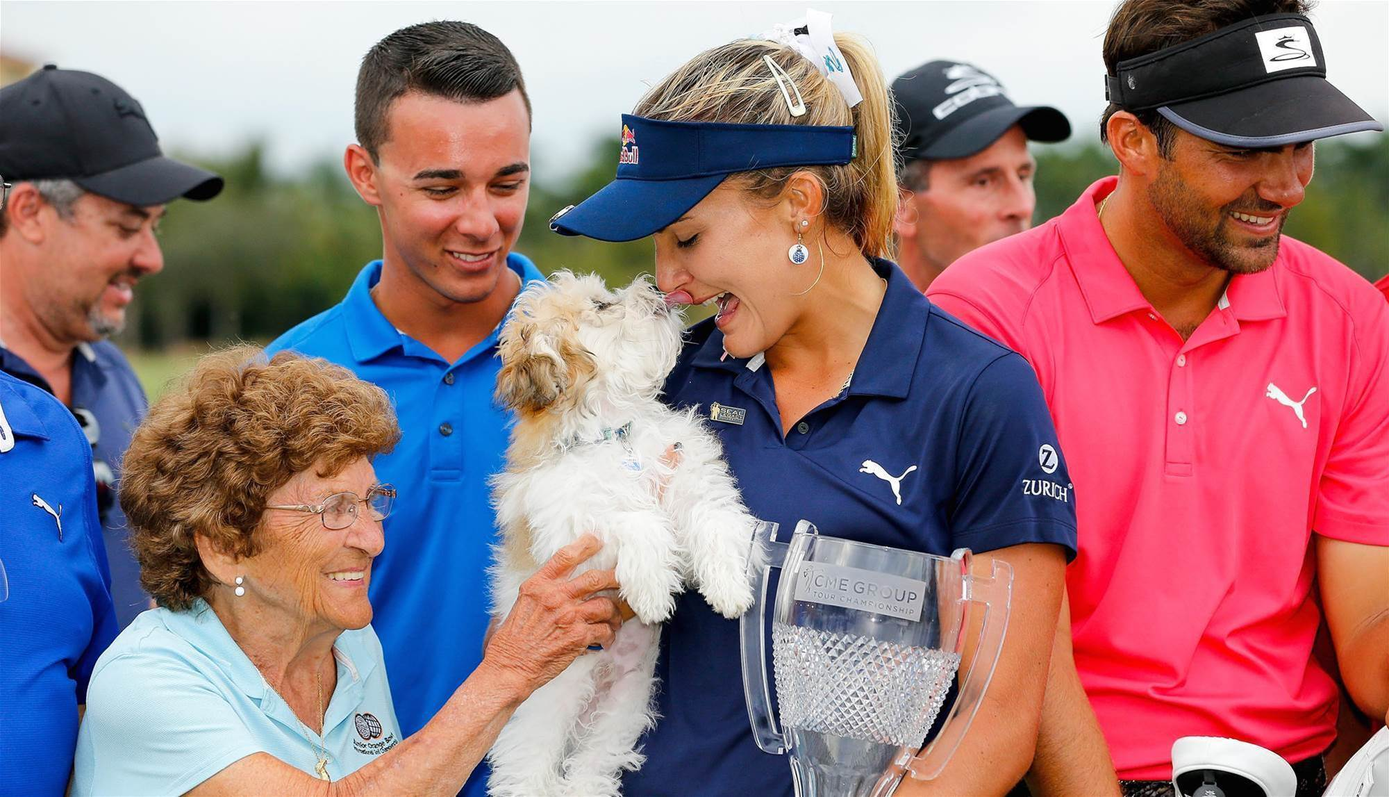 LPGA: Thompson wins Tour Championship