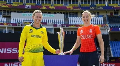 Australia to face England in Final