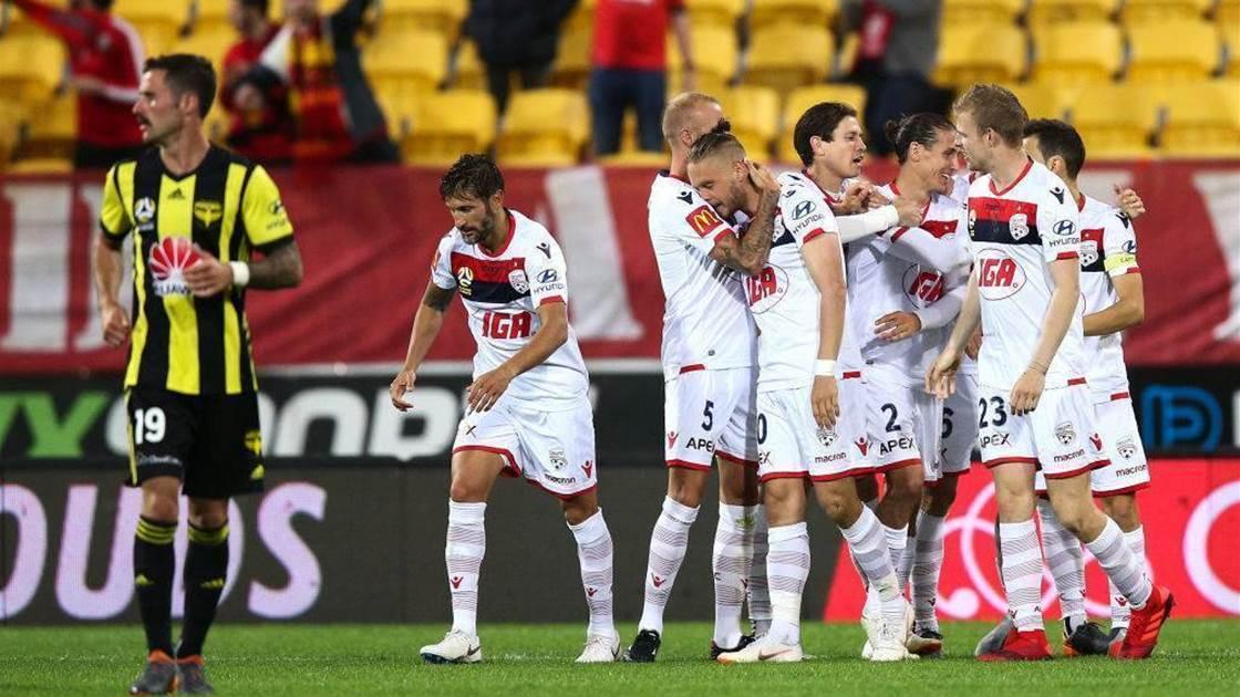 Player ratings: Wellington Phoenix v Adelaide United