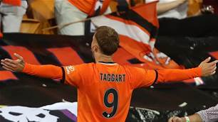 Aloisi on Taggart brace: Plenty where that came from