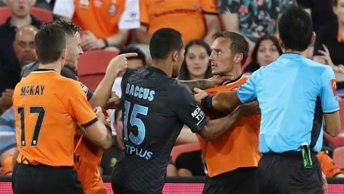 Player ratings: Brisbane Roar v Melbourne City