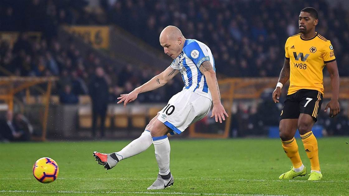Mooy ruled out of Asian Cup - official