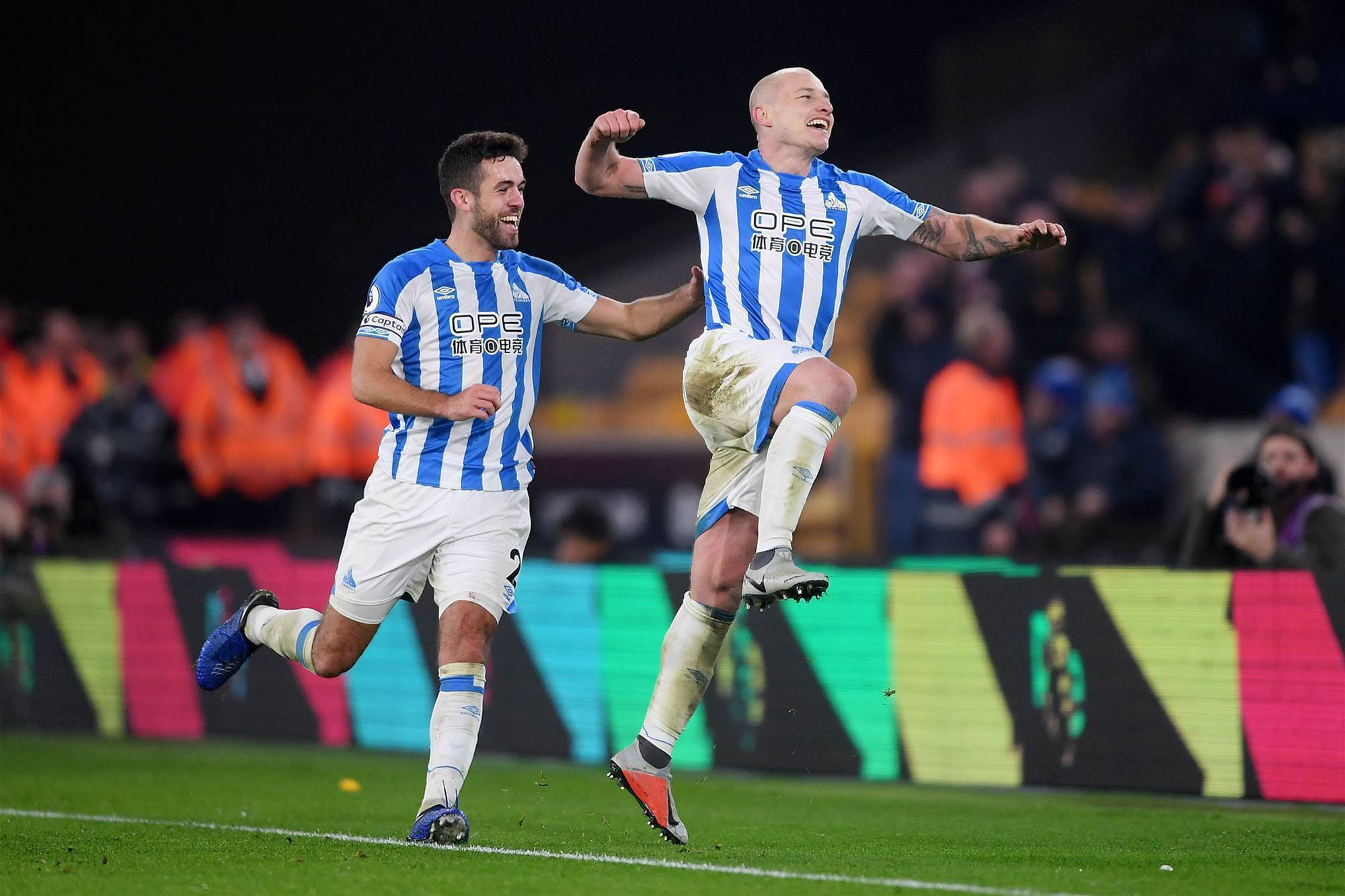 'Best in the Prem' Mooy receives TOTW-treatment