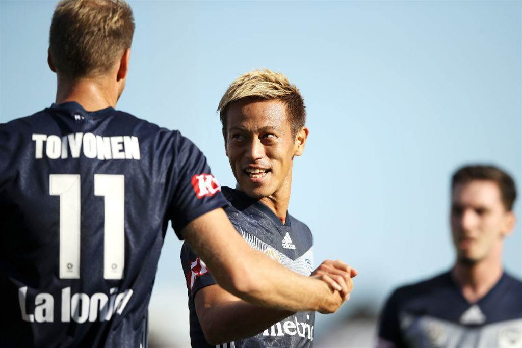 Honda and Toivonen set to start Melbourne Derby