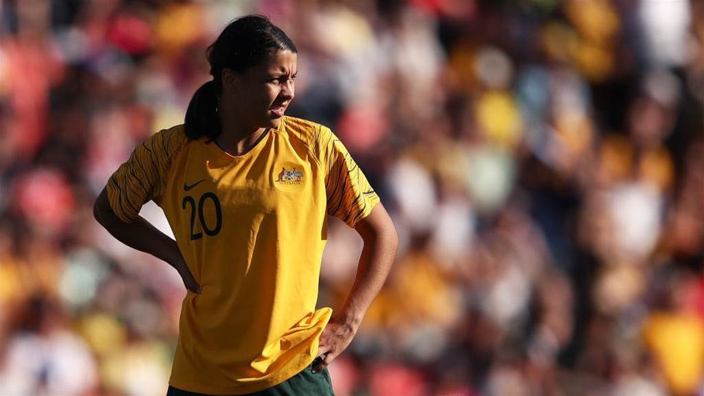 Milicic: 'Kerr carries the Matildas'