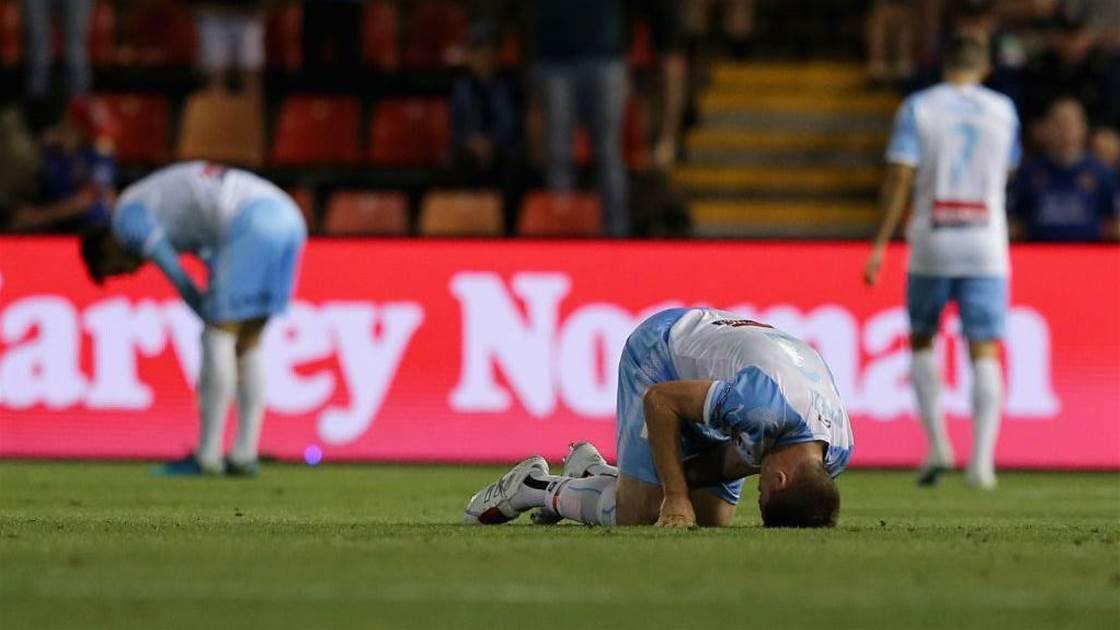 Steve Corica: It feels like a loss
