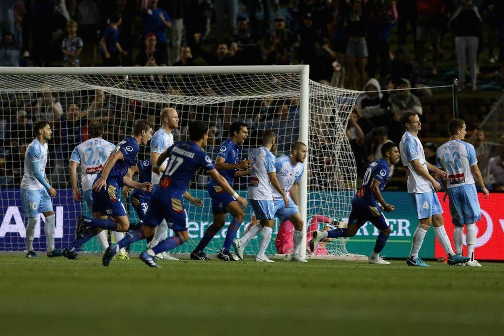 Newcastle Jets v Sydney FC player ratings