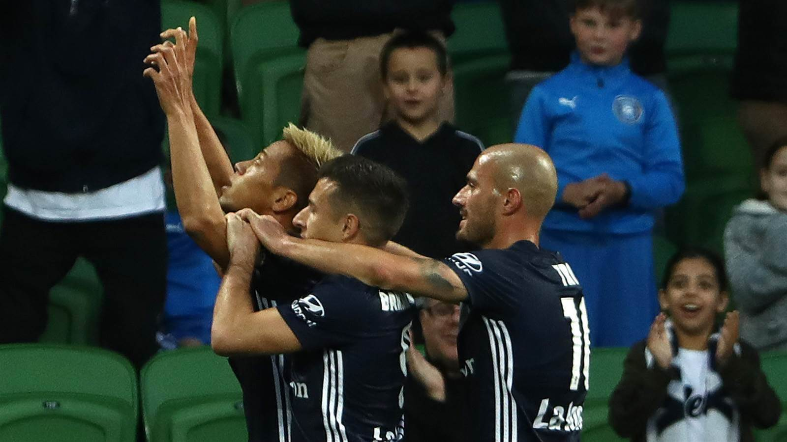 A-League Team of the week round four