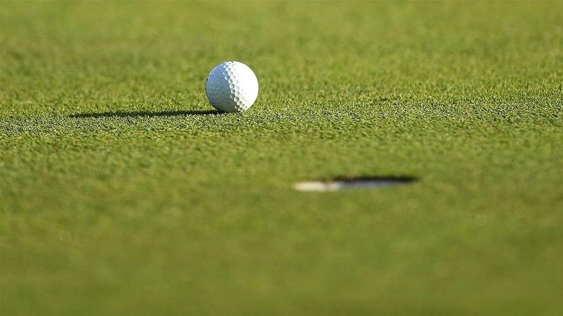 Golf Australia cancels, postpones key events