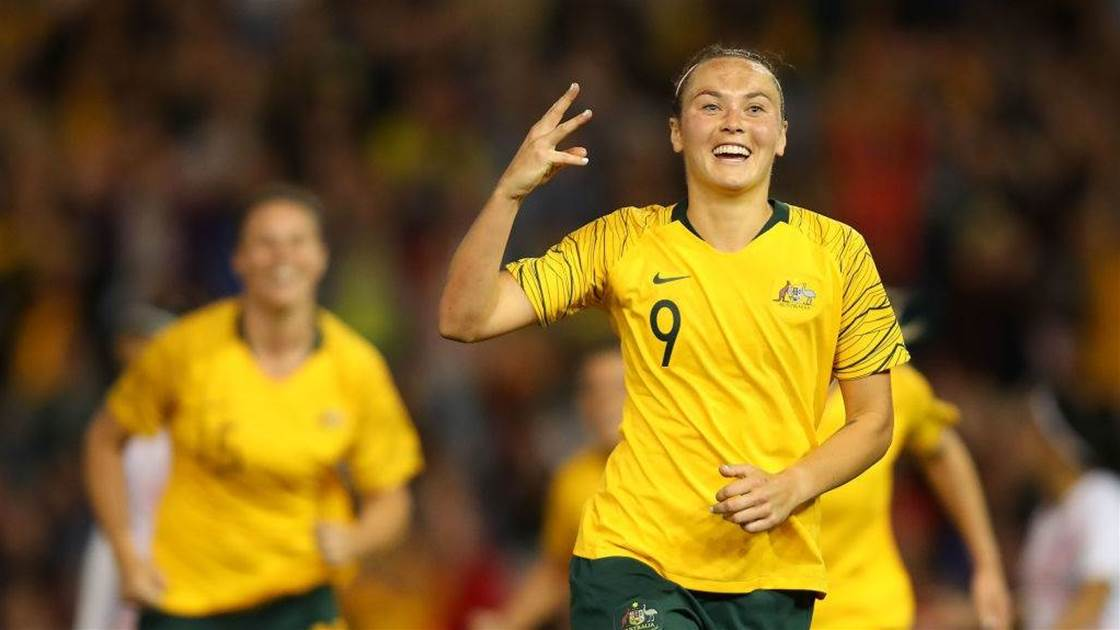 Matildas superstar moves to Orlando, Arsenal move likely