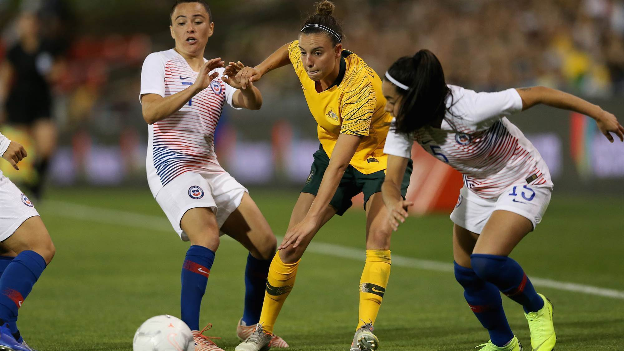 Logarzo & Harrison headed to NWSL