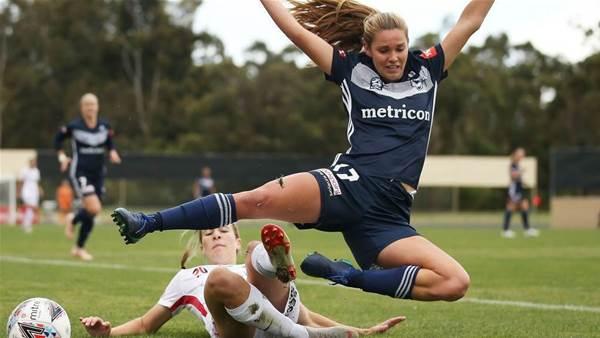 W-League prodigy 'a bit scared' of Matildas camp