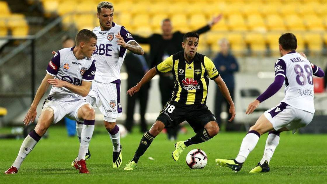 Wellington Phoenix v Perth Glory player ratings
