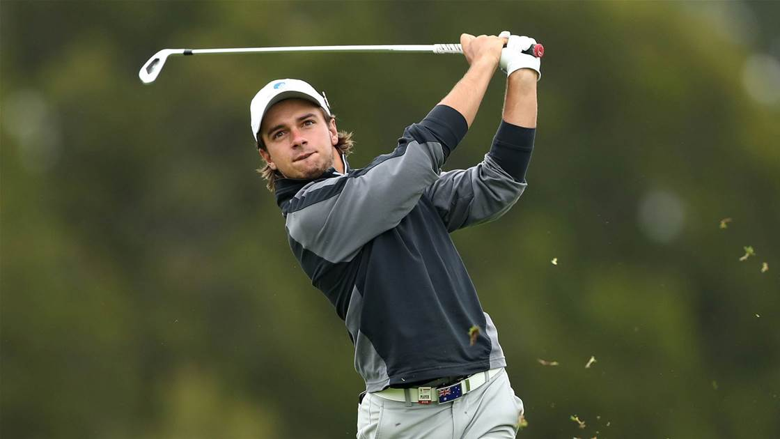 Aussies set to lead the way at Asia-Pacific Amateur