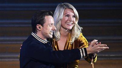 Hegerberg asked to twerk by Ballon d'Or host