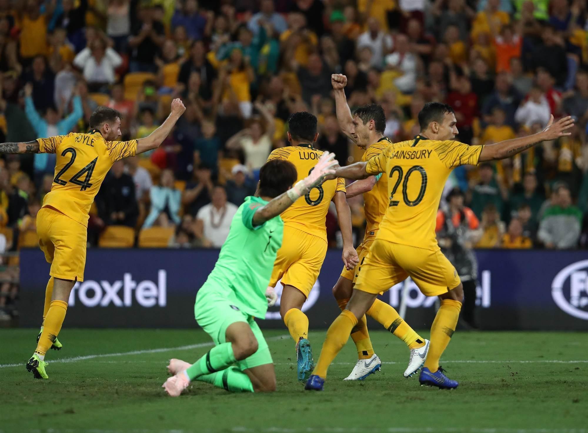 Last-gasp hero Luongo: We dominated