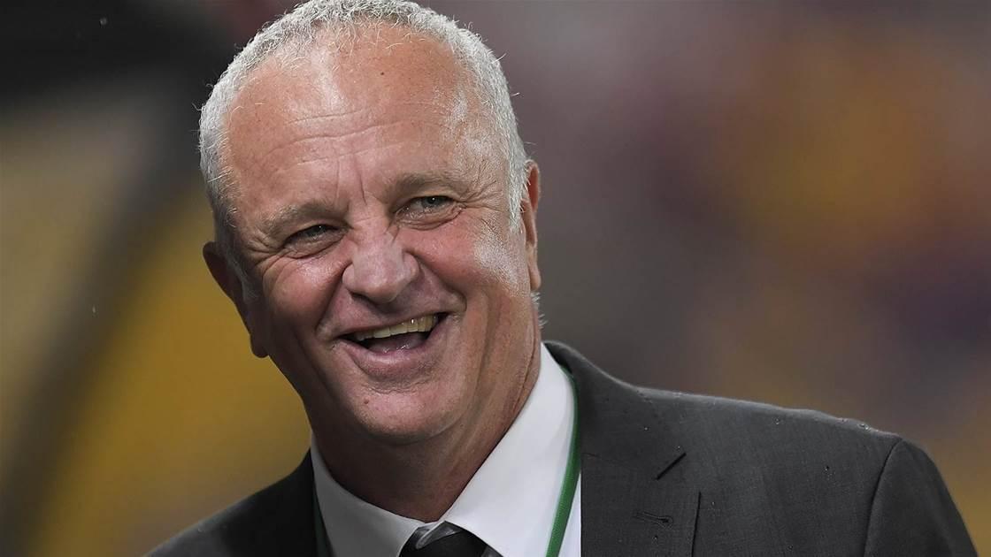 Socceroos more fun under Arnie: Smith