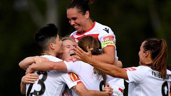 Latsko goal inspires Adelaide win